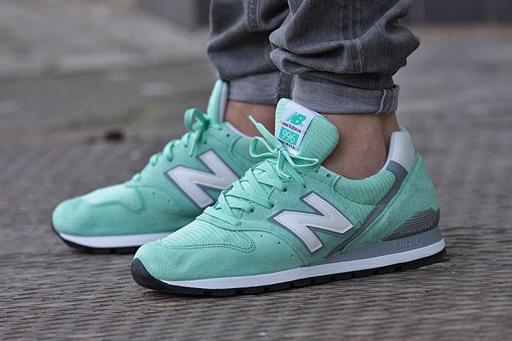 While the silhouette options are nearly endless for New Balance purveyors, the M996 remains the most iconic model in the brand repertoire. Here we find the sneaker receiving a neat spring-apropos colo...