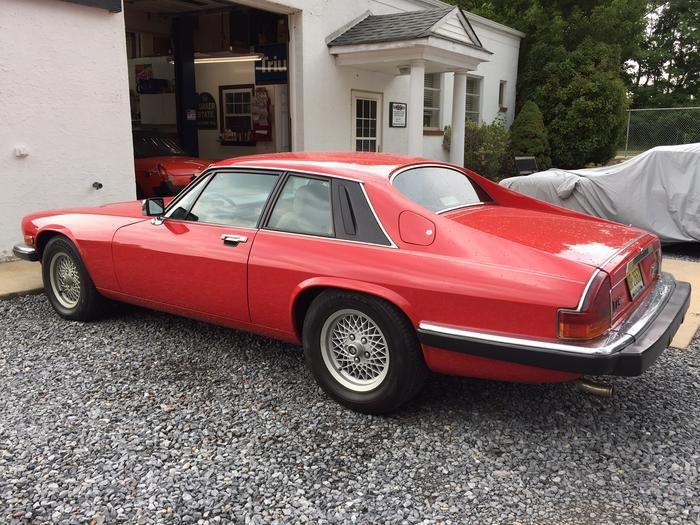 Pete's 1991 Jaguar XJS (For Sale $4,500) AutoShrine Registry