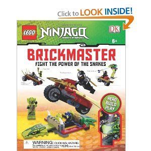 LEGO Ninjago Brickmaster - Fight the Power of the Snakes