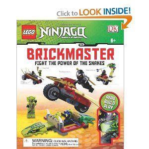 LEGO Ninjago Brickmaster - Fight the Power of the Snakes