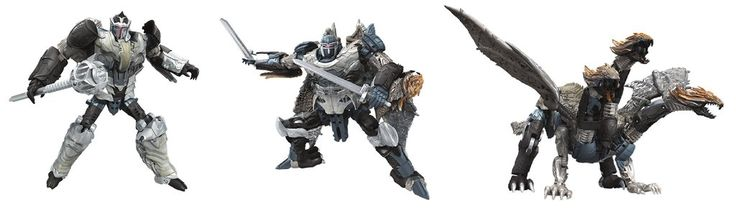 Transformers 5 Dragonstorm toy