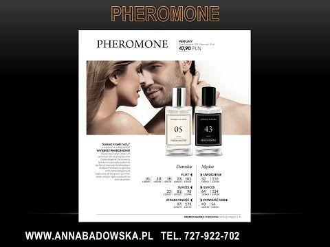 PHEROMONE perfumy Federico Mahora