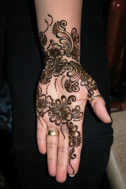 mehandi designs | Mehndi Designs - Mehndi Designs for hands | Arabic Mehndi Designs for ...