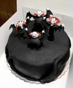 vampire cake ideas