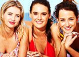 Girls of Home and away 2014
