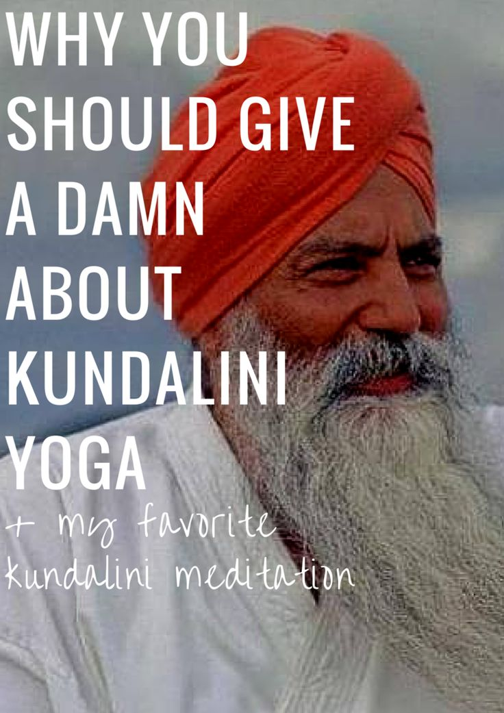 Why you should give a damn about Kundalini Yoga + My Favorite Kundalini Meditation. — HIP SOBRIETY