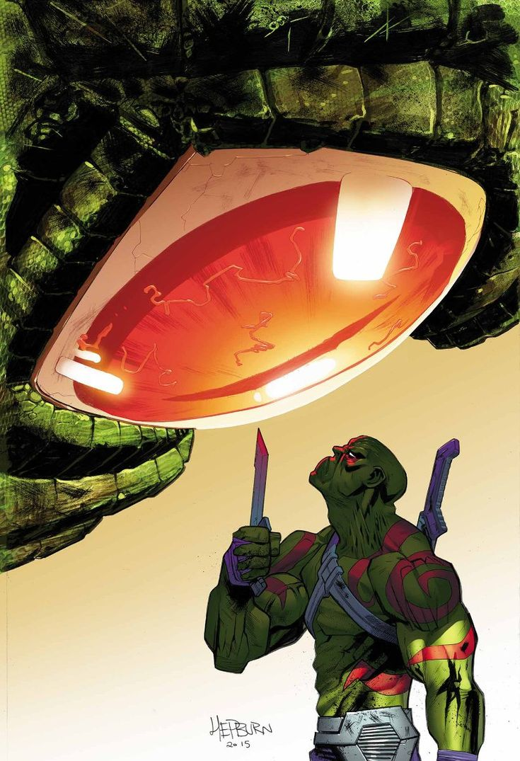 DRAX #4 his knife that he kept because he liked it