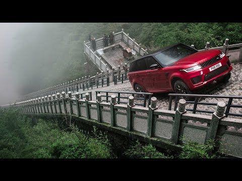Range Rover Sport | Dragon Challenge - YouTube