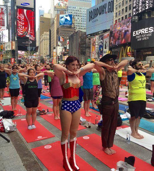 Yoga challenge naked-5778