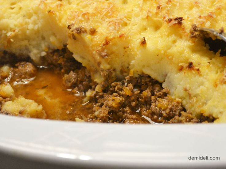 Shepherd's Pie / η Πίτα του Βοσκού (demideli.com)