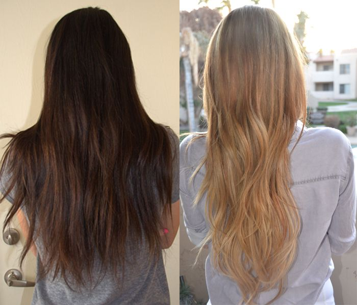 Best 25 black to blonde hair ideas on pinterest dark to for 3 brunettes and a blonde salon