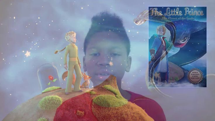 DVD Review: The Little Prince -  Planet of the Snake by KIDS FIRST! Film Critic Na'im S. #KIDSFIRST! #TheLittlePrince