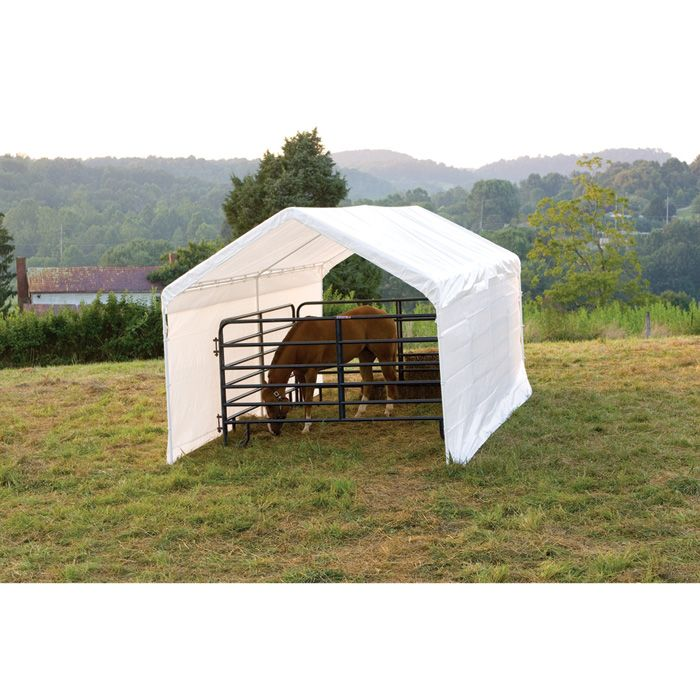 ShelterLogic 2-in-1 MAX AP Canopy u2014 20ft.L x 10ft.  sc 1 st  Pinterest & ShelterLogic 2-in-1 MAX AP Canopy u2014 20ft.L x 10ft.W Canopy and ...