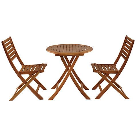 Buy John Lewis Naples 2 Seater Outdoor Bistro Set Online at johnlewis com. 25 best images about Garden furniture on Pinterest