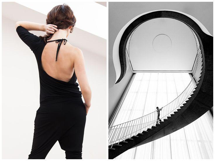 Inspiration behind Elena Ciuprina Spring 215 collection.