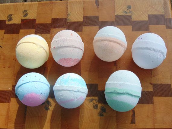 Bath bombs 10 large bath bombs great for kids by MegansSoapbox