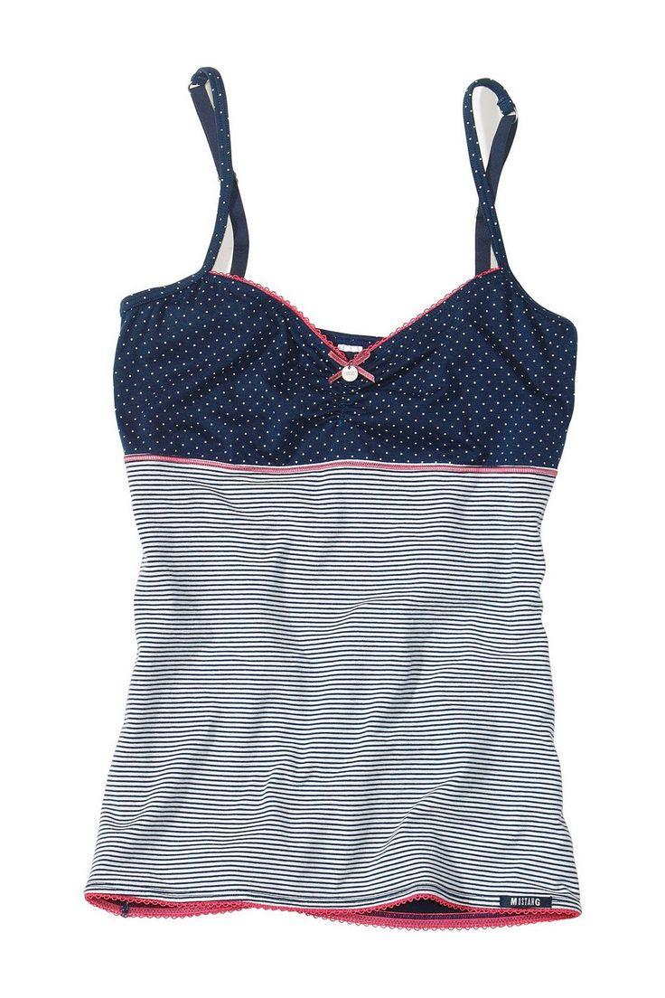 Tielko 6068_2200_524 modrá - Oblečenie