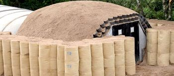 Concrete Canvas Shelters: Rapidly Deployable Hardened Shelter – Just Add Water!