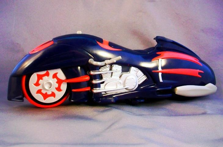 Batman Robin Redbird Motorcycle 1996 Action Figure Vehicle ...