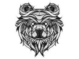 Image result for bear illustration tumblr