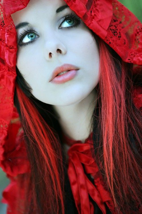 Red Riding Hood?Models, Little Red, Red Hair, Beautiful, Red Riding Hoods, Awesome Art, Red Hoods, Photography, Red Hot