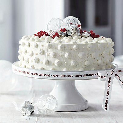 Stoneware Cake Stand | The White Company