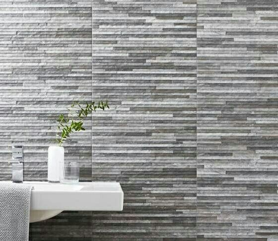 How To Do Wall Tile In Bathroom: 1000+ Ideas About Grey Bathroom Tiles On Pinterest