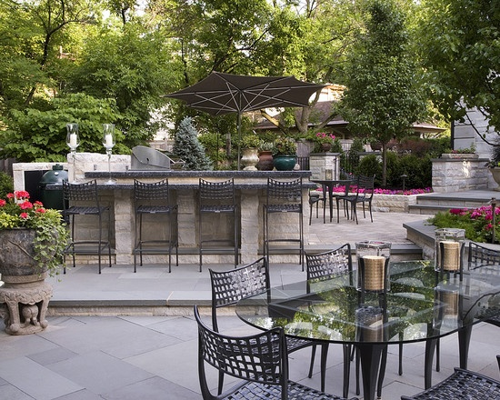 Traditional Outdoor Patios In The Southwest Design, Pictures, Remodel, Decor and Ideas - page 4
