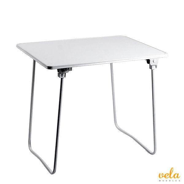 Mesa plegable de madera tamaño 180x60