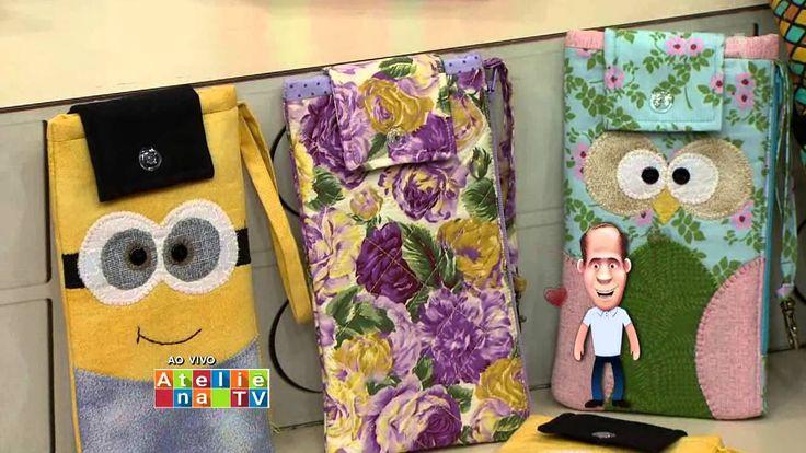 Ateliê na TV - TV Gazeta - 30.09.15 - Camila Martins