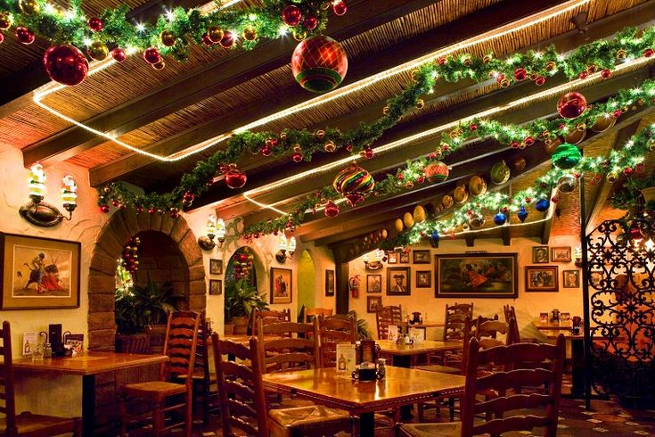 10 Restaurants Open on Christmas Day in LA
