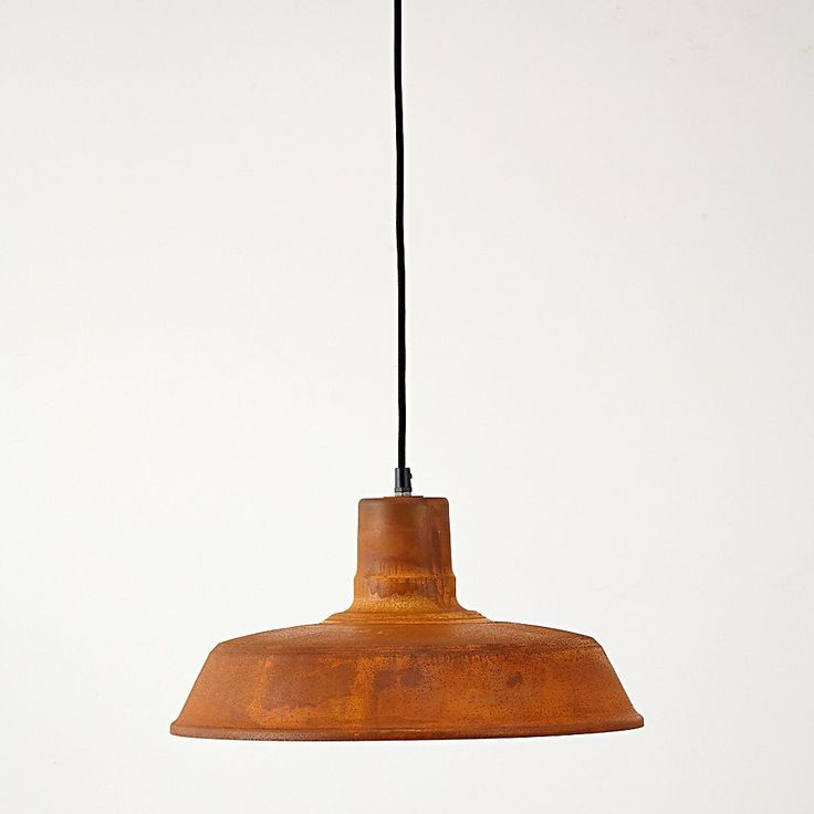 Zuiver hanglamp - Roest