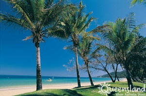 Tangalooma Resort  Image courtesy of Queensland Tourism