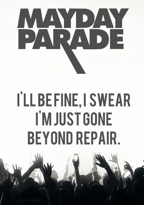 17 Best Mayday Parade Quotes on Pinterest | Mayday parade ...