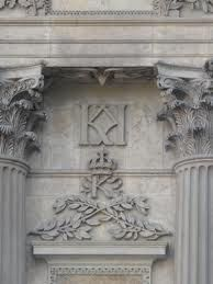 KMK monogram