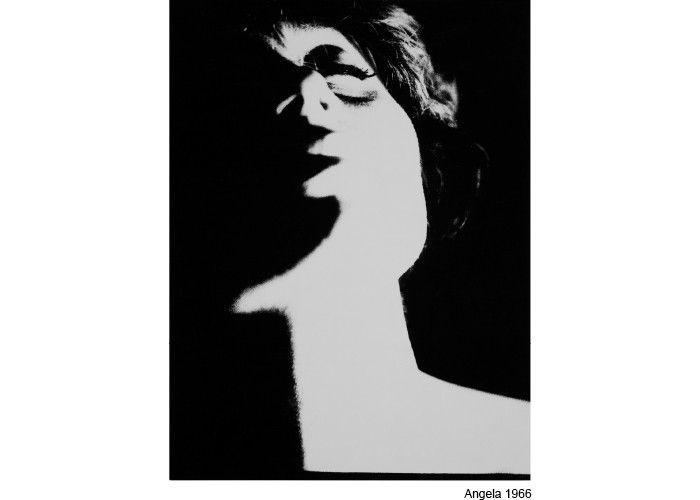 Mimmo Jodice. Angela, 1966