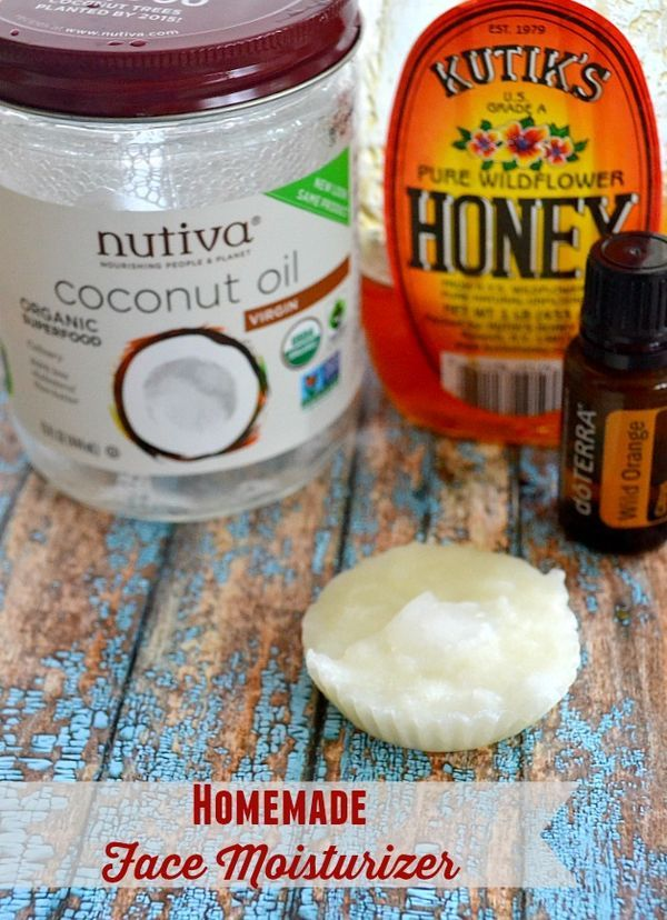 My DIY Beauty Secret! Homemade Face Moisturizer - Perfect for Dry Skin: I even use it on my kids!