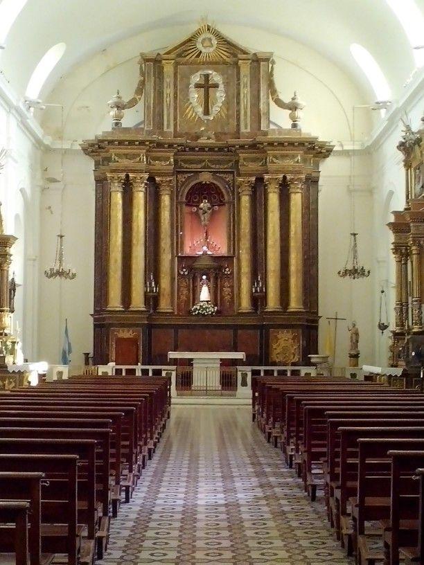 Parroquia de Exaltacion de la Cruz, Capilla del Señor- Pcia. de Bs. As.