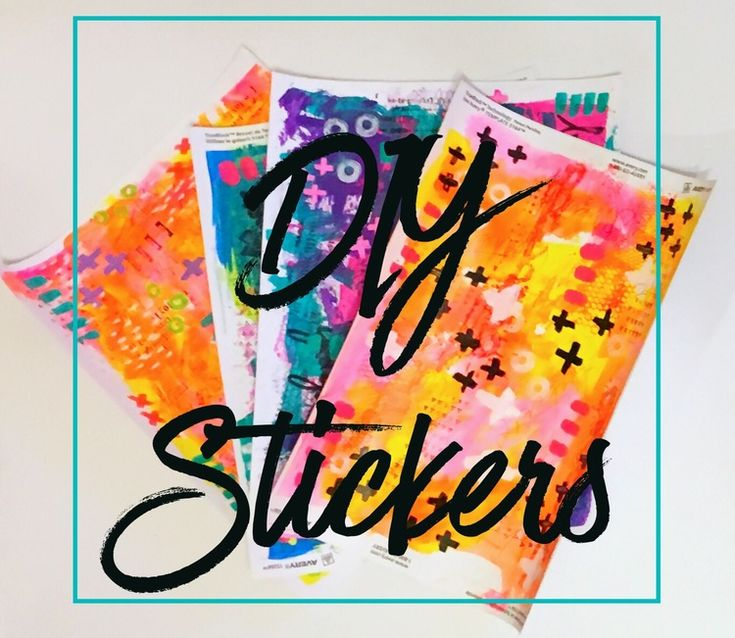 Best Craft Ideas Images On Pinterest Unicorns Crafts And - Make your own decal paper