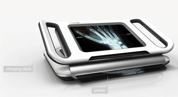 portable x-ray with printer. This would make my life so much easier.