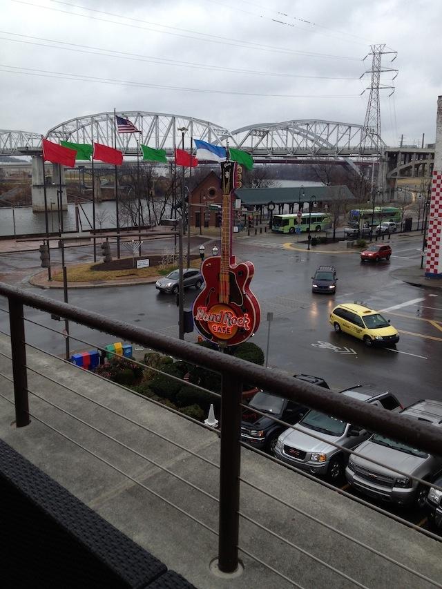 Hard Rock Cafe Nashville Brunch