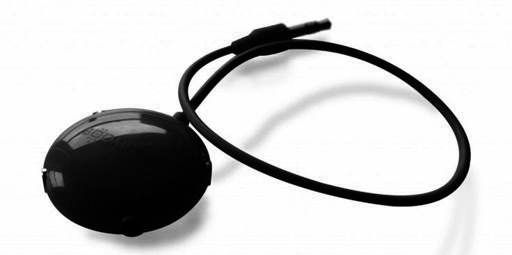 Boom pods Multipod Audio Splitter- Black
