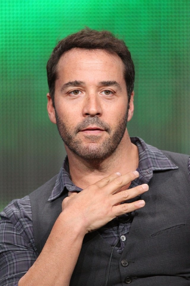 Jeremy Piven for @Emily Walker!   They DO still make em like that, fool!