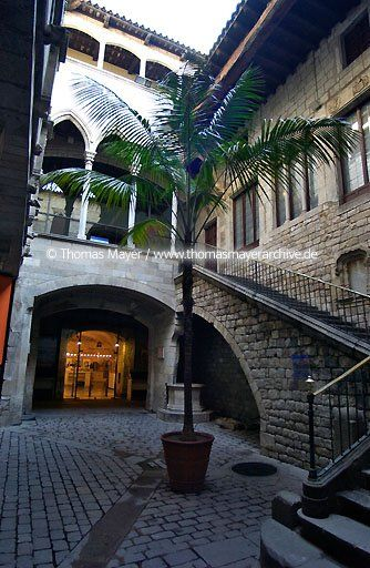 Picasso Museum, Barcelona. http://casamona-holidays.com/category/sightseeing/