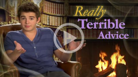 """Nickelodeon Video: The Thundermans: """"Terrible Advice: Nose Picking"""""""