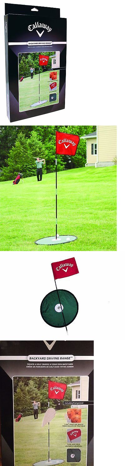 other golf training aids 14109 callaway backyard driving range buy