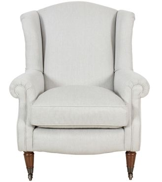 Southwold Chair - Fabric / Colour: Edwin Dove Grey - Chairs