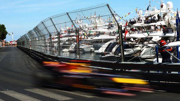 Monaco GP circuit  #VIPMonacoyacht