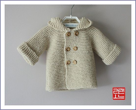 great baby sweater.