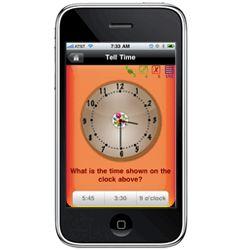 Learn Time iPhone / iPad app